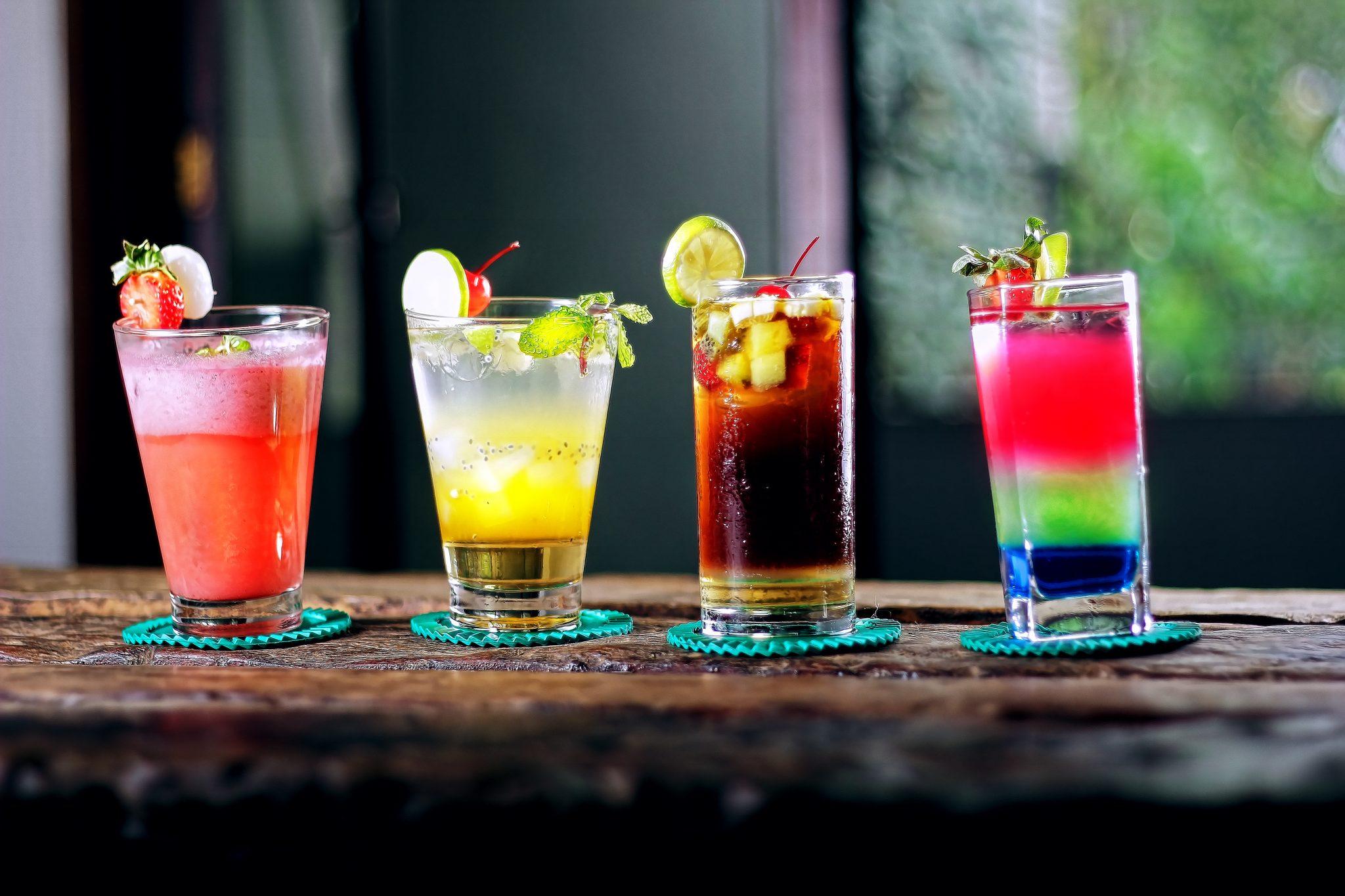Cocktails & Longdrinks