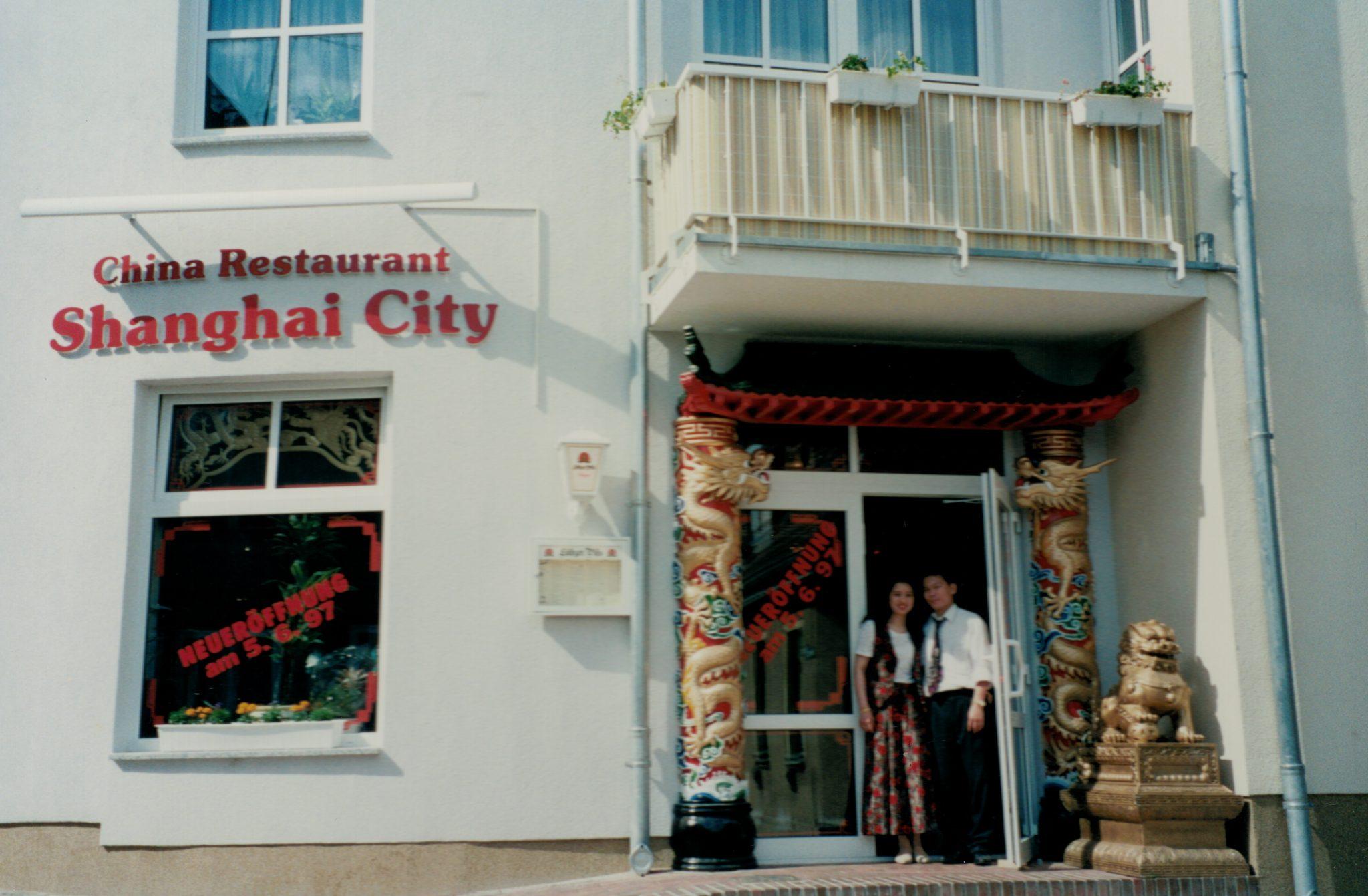 Frau Nguyen & Herr Dinh 1997