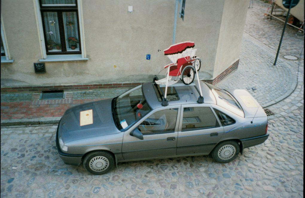 Lieferwagen Shanghai City 1997